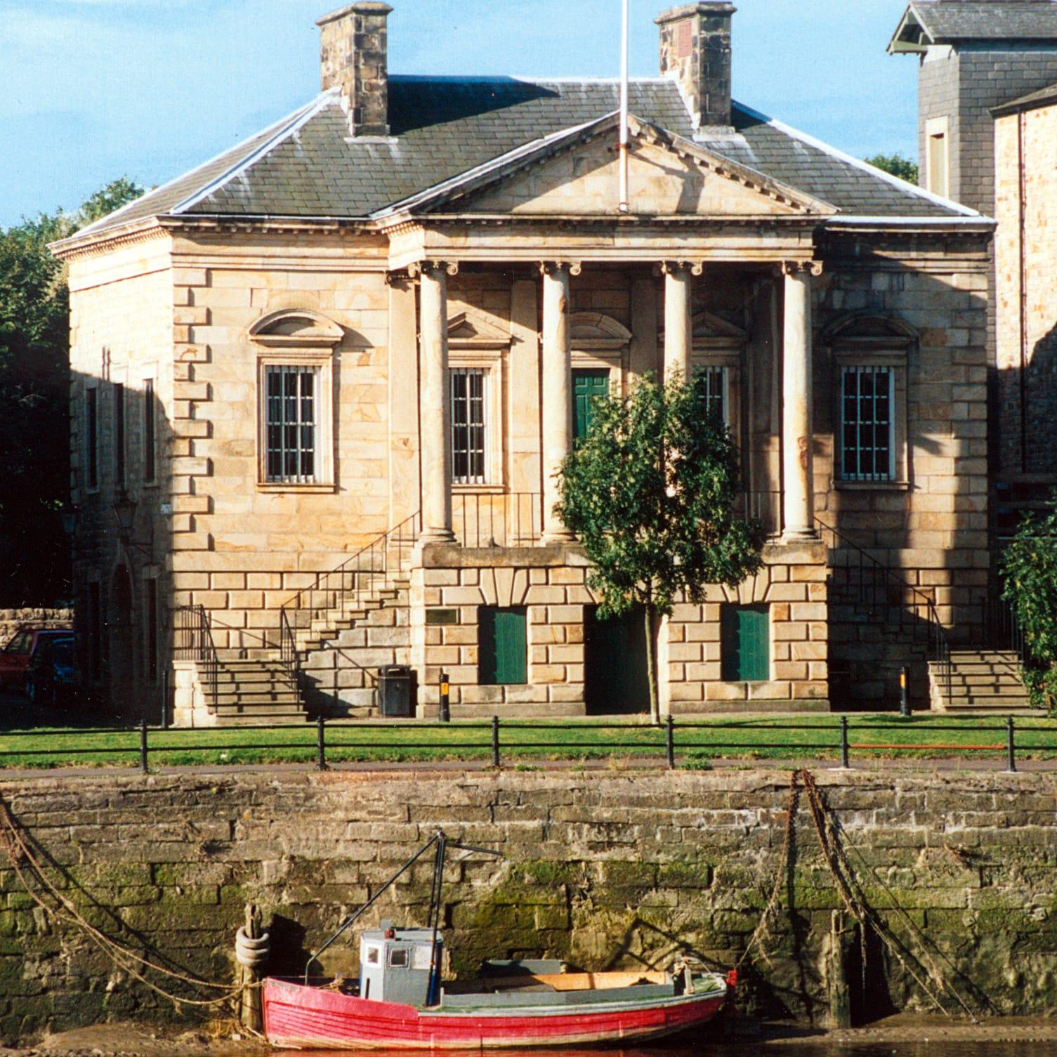 Lancaster Maritime Museum – ERIH