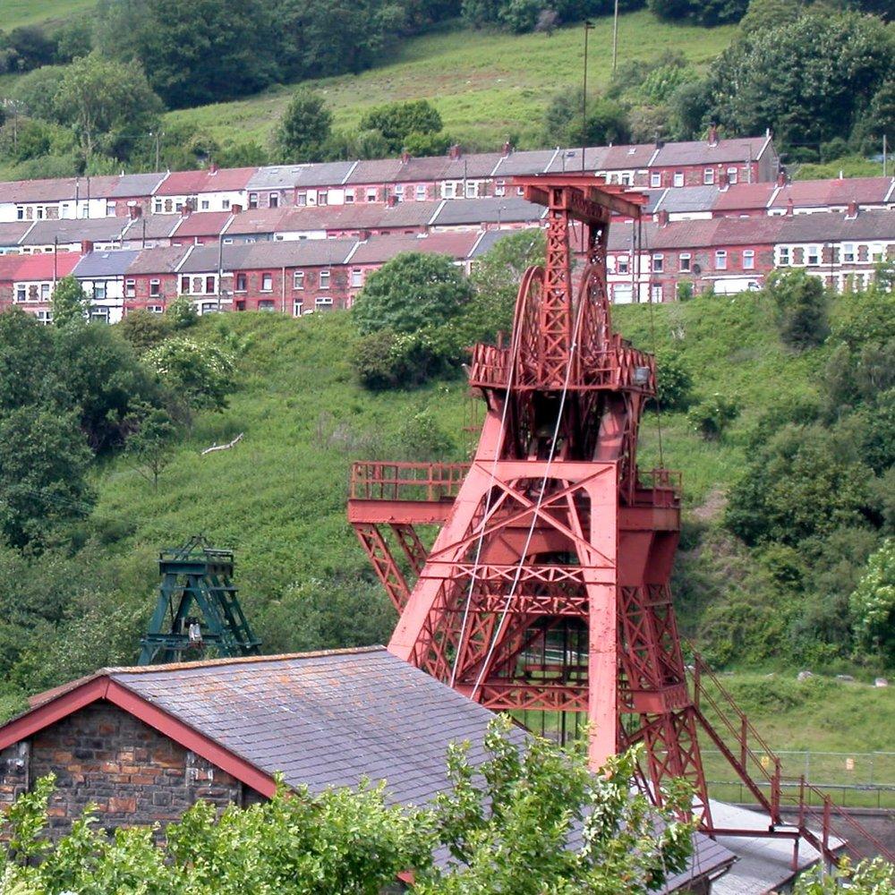 ERIH UK meeting at Rhondda Heritage Park, South Wales